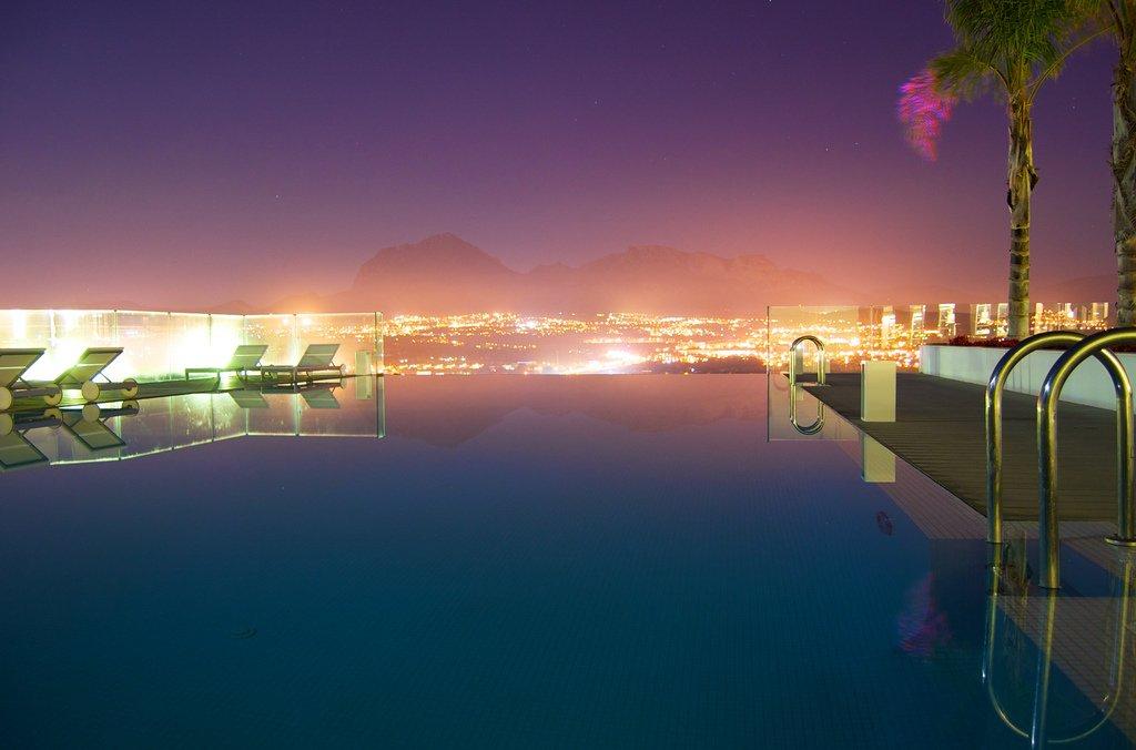 Сент-Люсия. Отель Jade Mountain Resort.