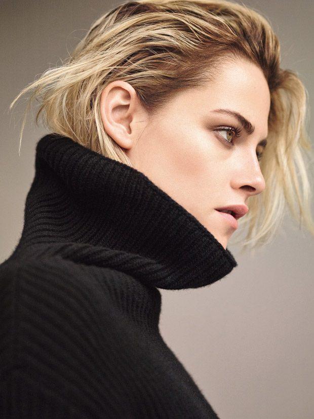 Кристен Стюарт в The New York Times T Style Magazine