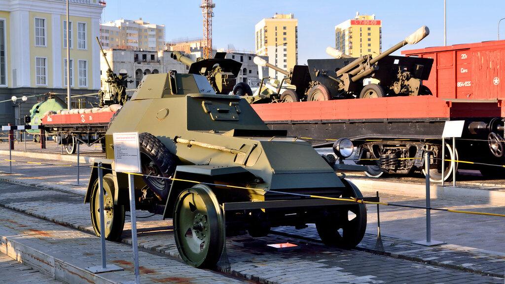 БА-64В