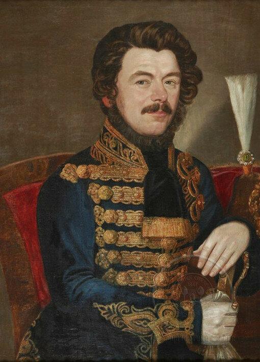 Nikola_Aleksic_-_Jovan_Stefanovic_Vilovski_major_i_knjizevnik_(oko_1850).JPG