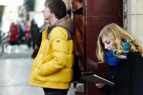 Москва вышла влидеры среди крупных городов подешевизне интернета