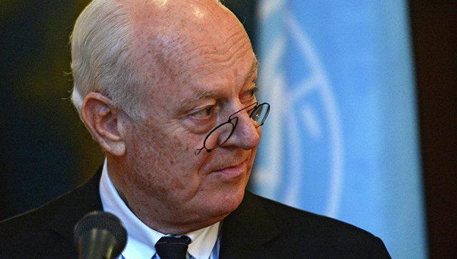 «Чуркин: вАлеппо сложился взаимовыгодный симбиоз» террористов иоппозиции