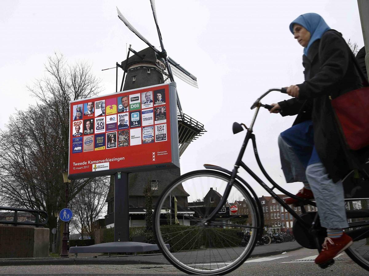 Экзитпол: Напарламентских выборах вНидерландах одолела партия Рютте