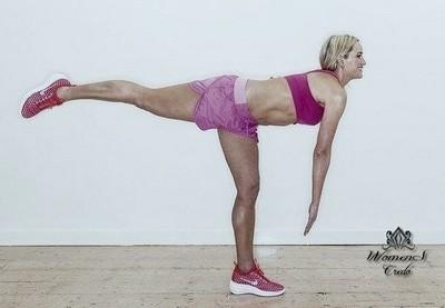 Упражнения для корпуса