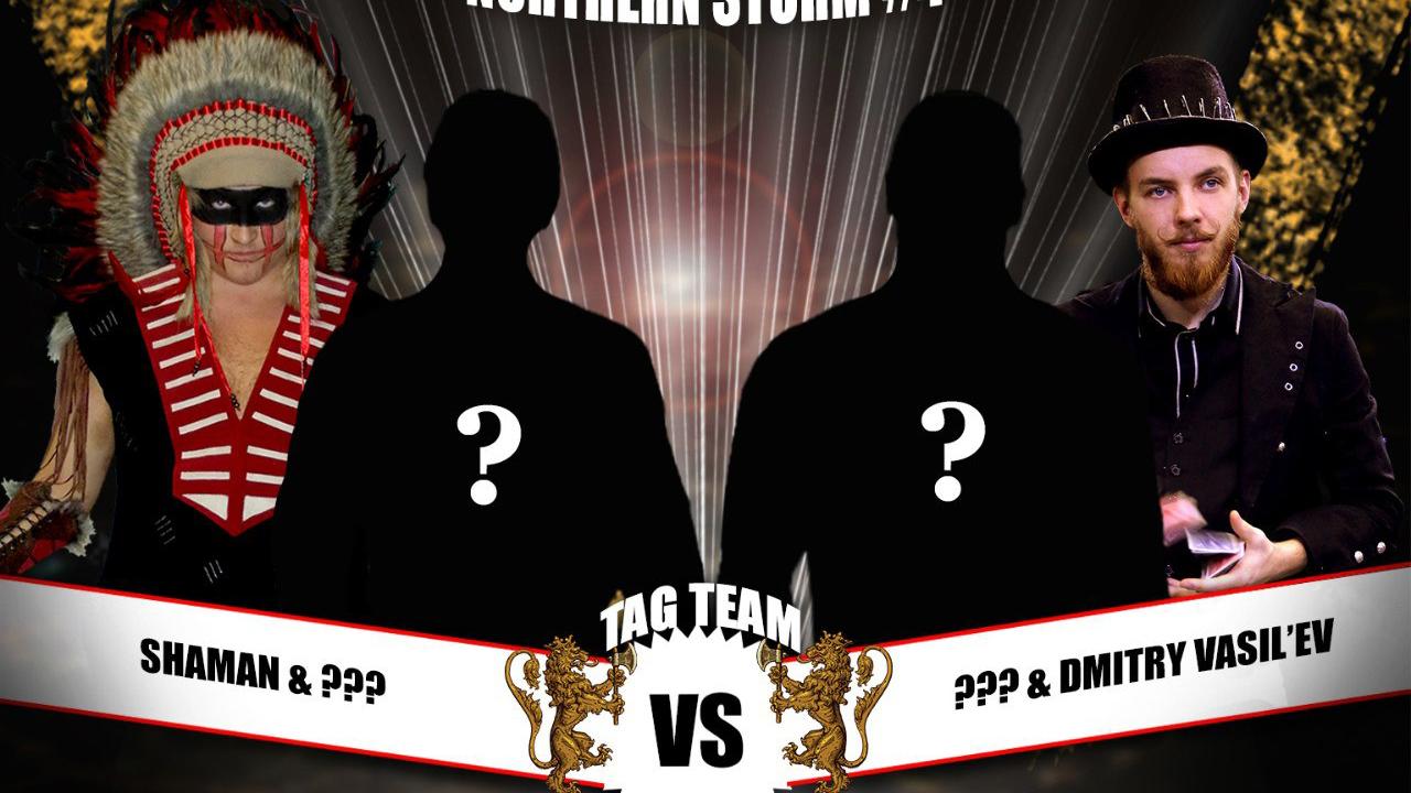 NSW Northern Storm #4: Шаман и ??? против Фокусника и ???