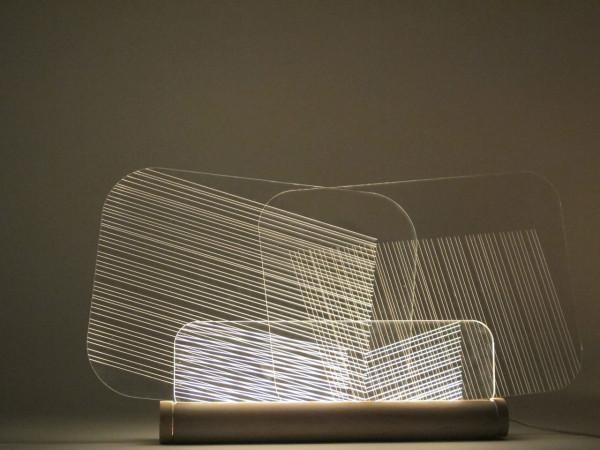 Hide & Seek Lamps by Felicie Eymard