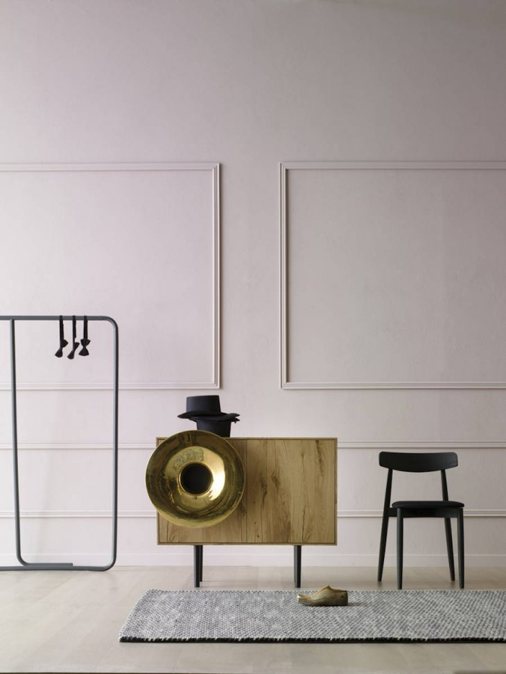 Caruso Music Cabinet by Paolo Cappello for Miniforms