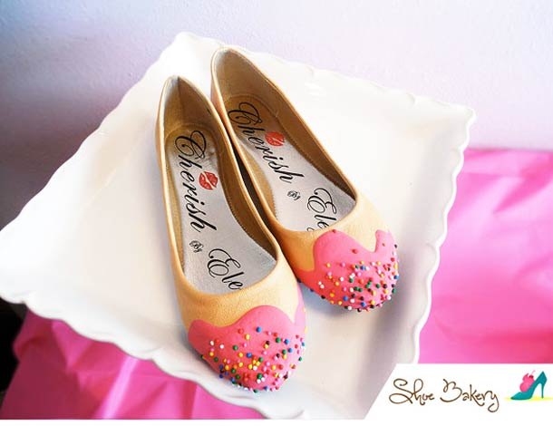 Shoe Bakery - The most appetizing shoes…