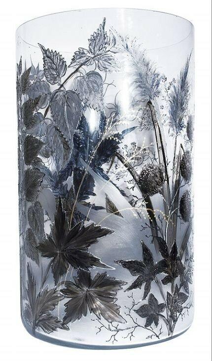 Ручная роспись Джой де Роган Шабо