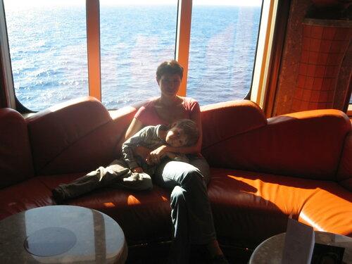 Carnival Liberty - самый лучший круизный лайнер
