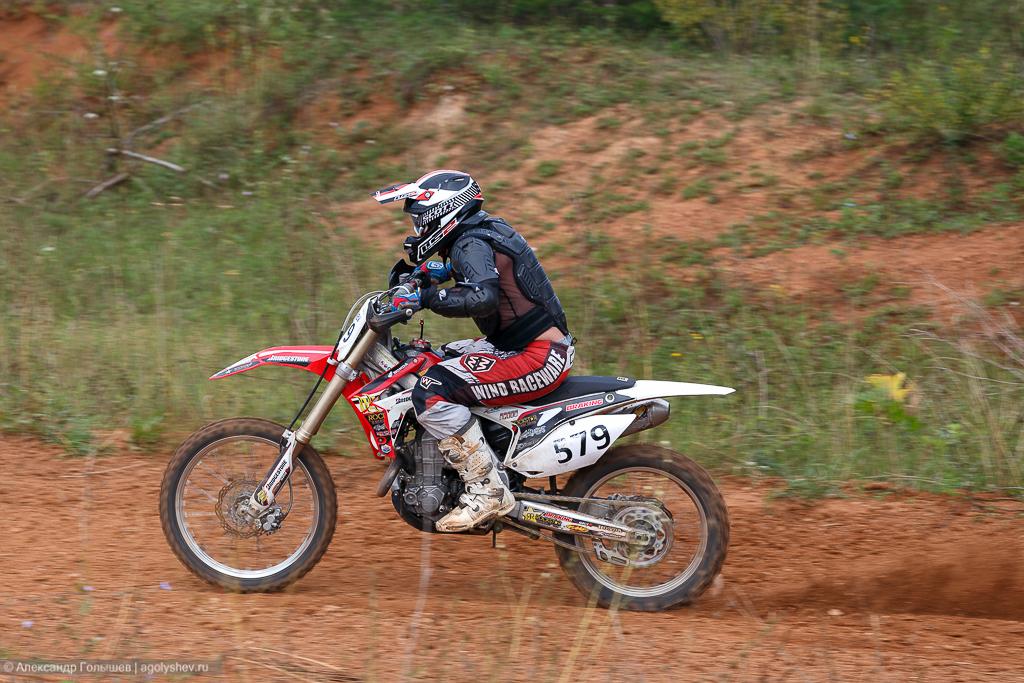 8 этап кубка Кировской области по мотокроссу
