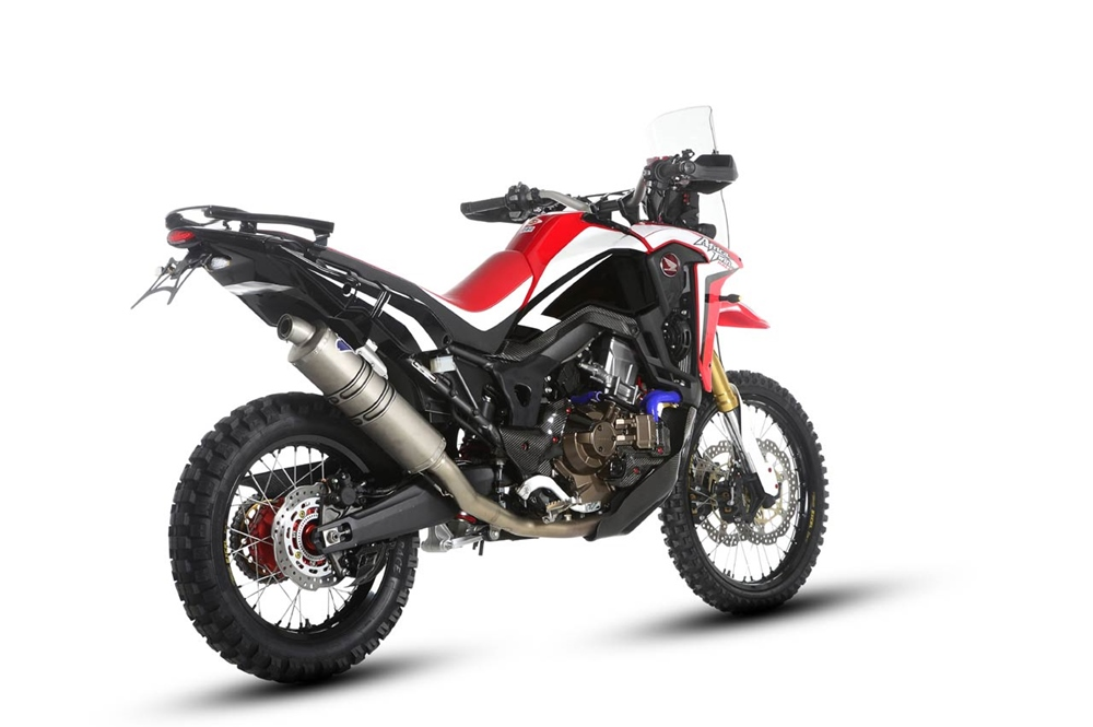 Мотоцикл Honda CRF1000L Africa Twin Rally 2017