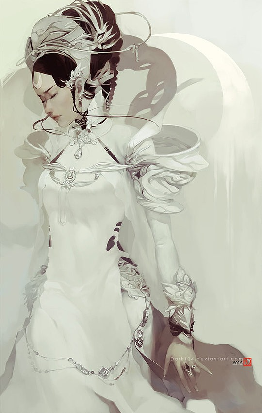 Inspiring Illustrations by Dark134