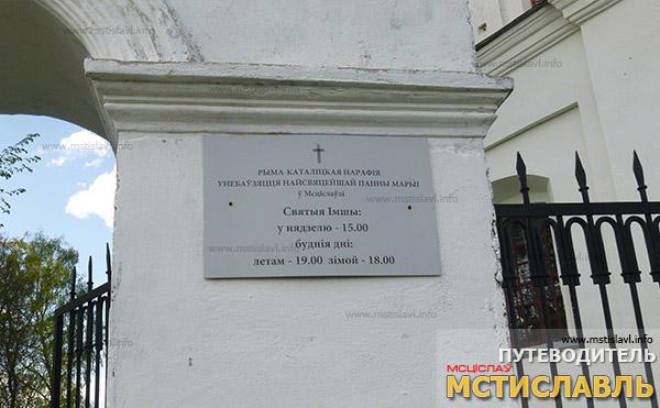 Кармелитский костел Успения Божьей Матери