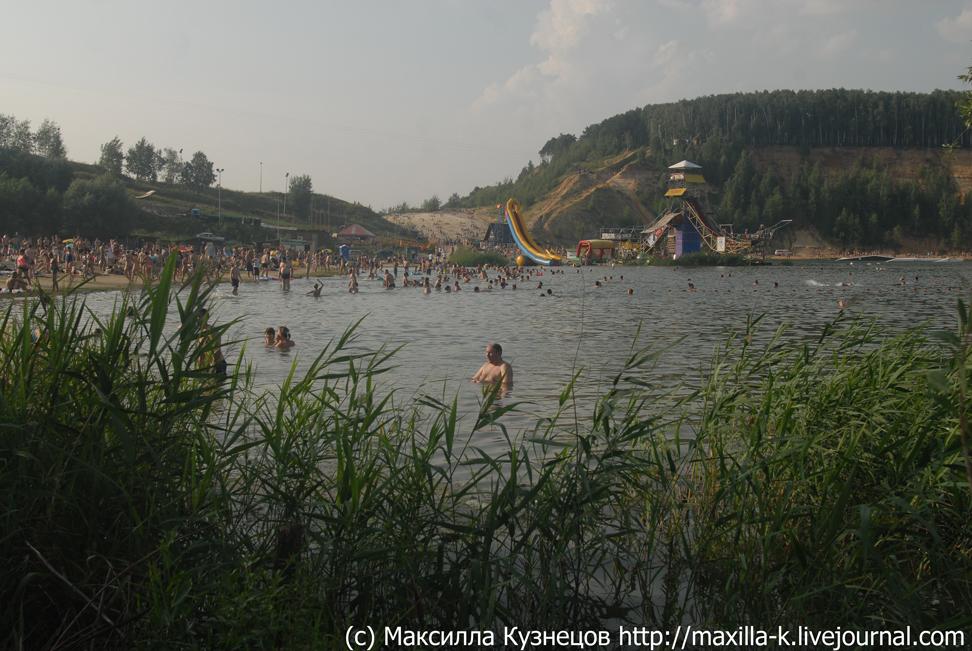 Копакабана в Дзержинском