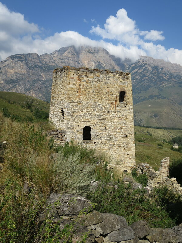 Жилая башня, Эгикал