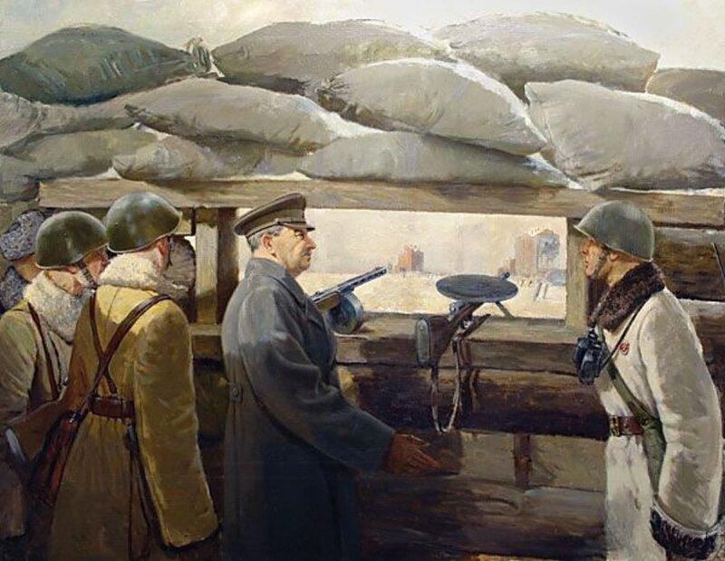 потери немцев на Восточном фронте, как немцы мерзли от морозов, как русские немцев били, Битва за Москву