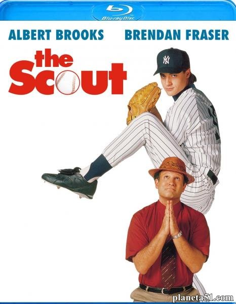 Скаут / The Scout (1994/HDRip)
