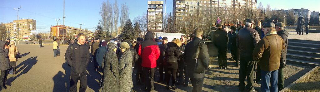 Алчевск 10.03.2014 года.