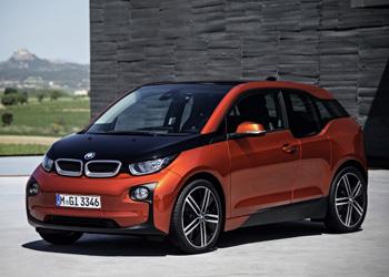 BMW i3 завоевал титул «Автомобиль 2014 года» в Великобритании