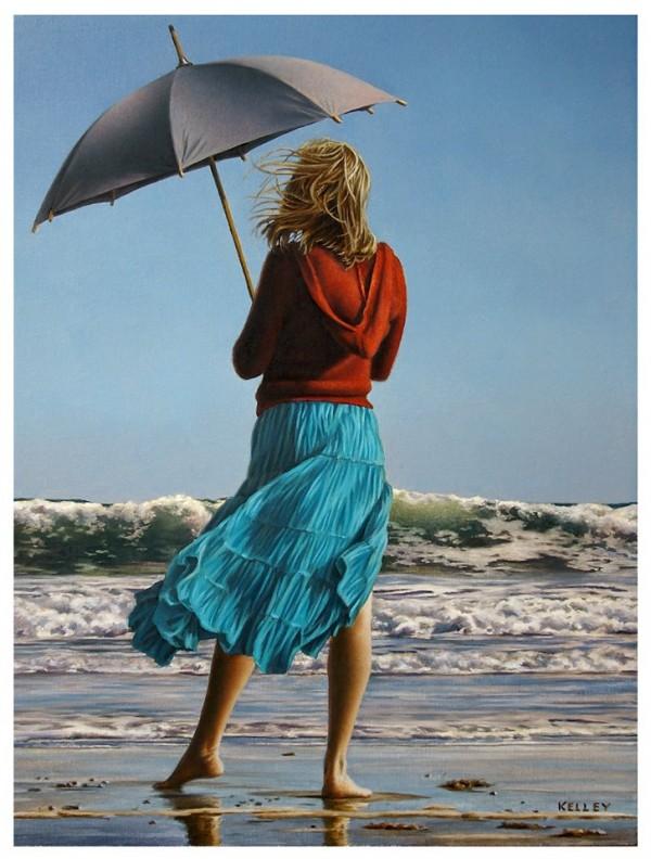 Paul Kelley Paintings