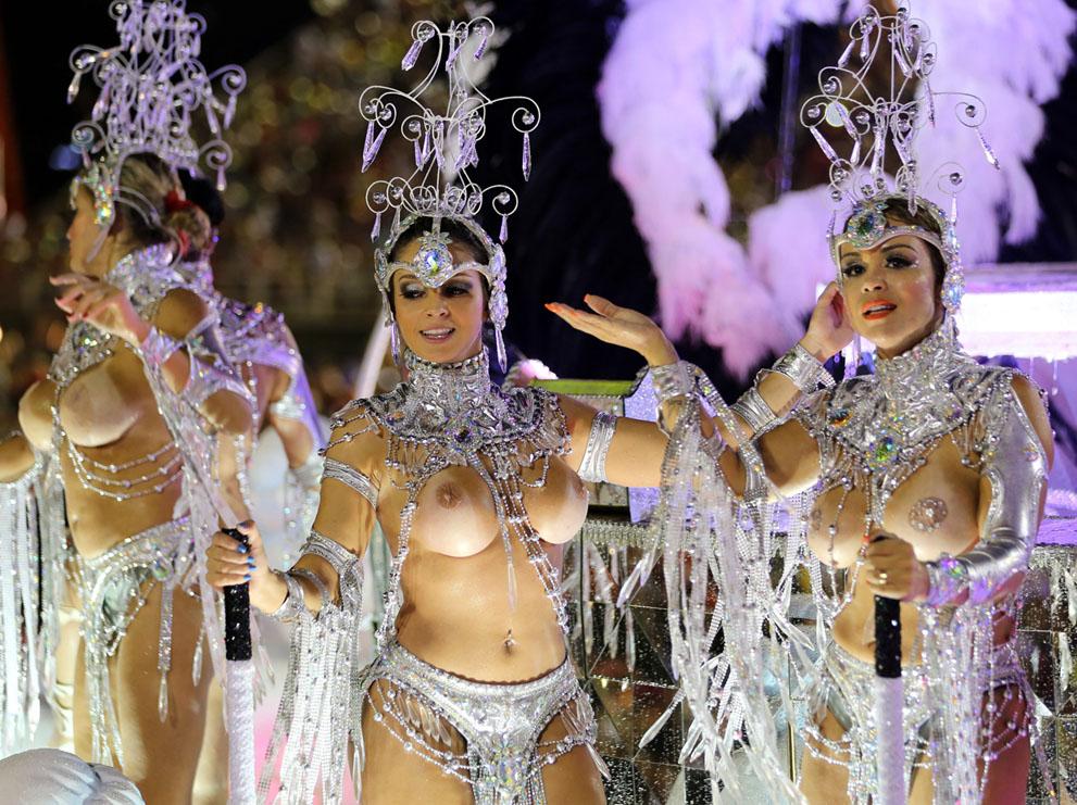 Карнавал в рио фото танцовщиц