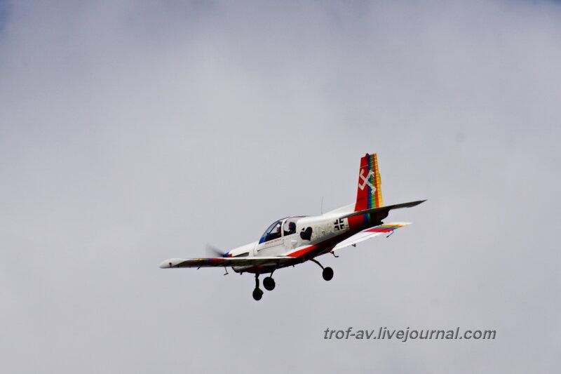 Немецкая авиация. 22 июня, реконструкция начала ВОВ в Кубинке (2 часть)