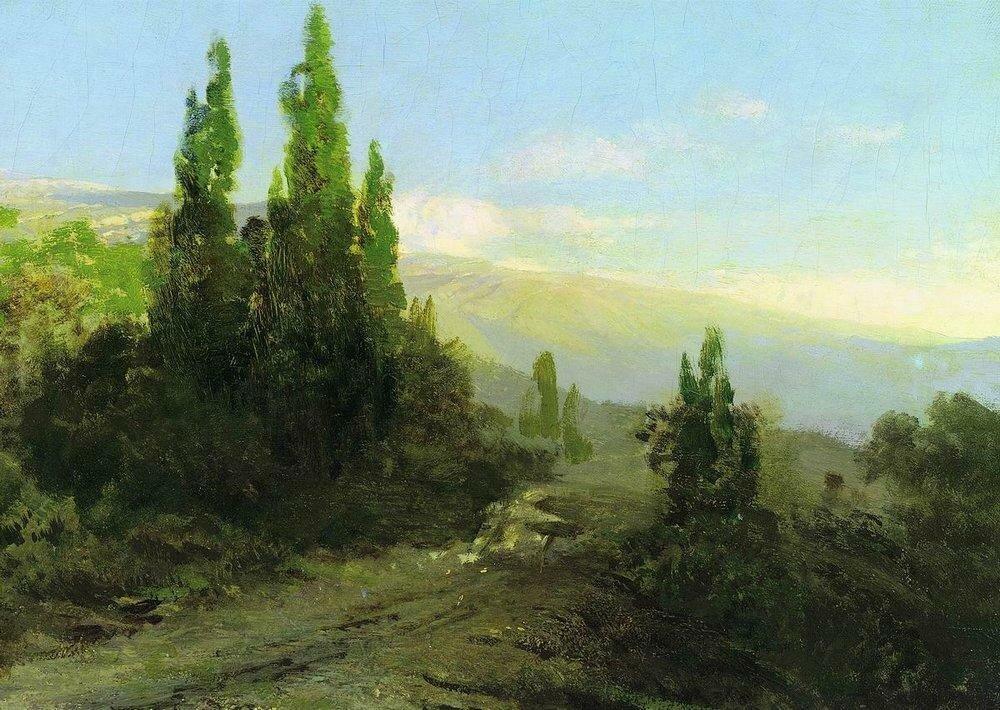 Вечер в Крыму. 1871-1873.jpg