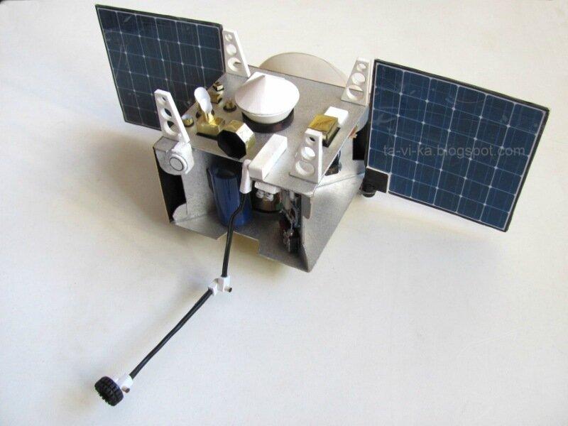 устройство для забора грунта OSIRIS-REx