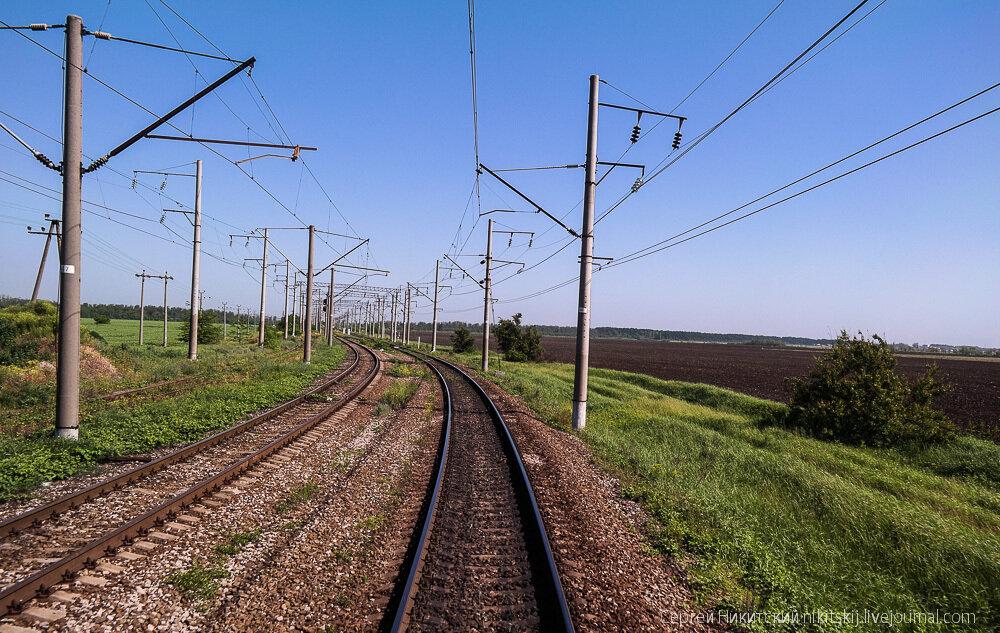Железнодорожное сообщение Украины с Россией будет прекращено
