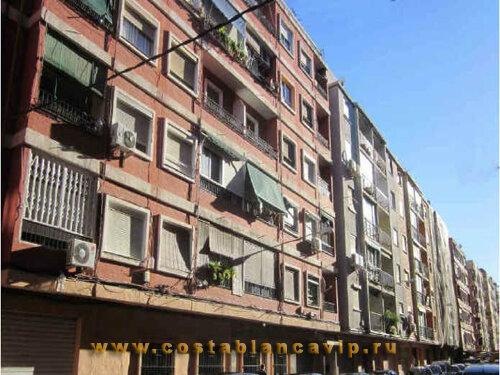Квартира в Аликанте от банка