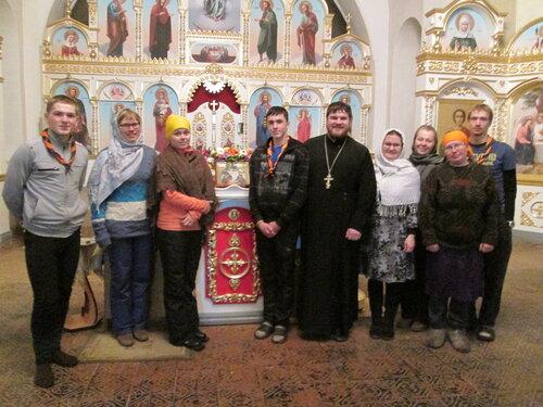 22 февраля 2014 в Перми