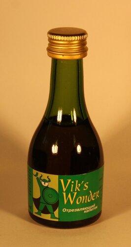 Отрезвляющий Напиток Viks Wonder зеленый
