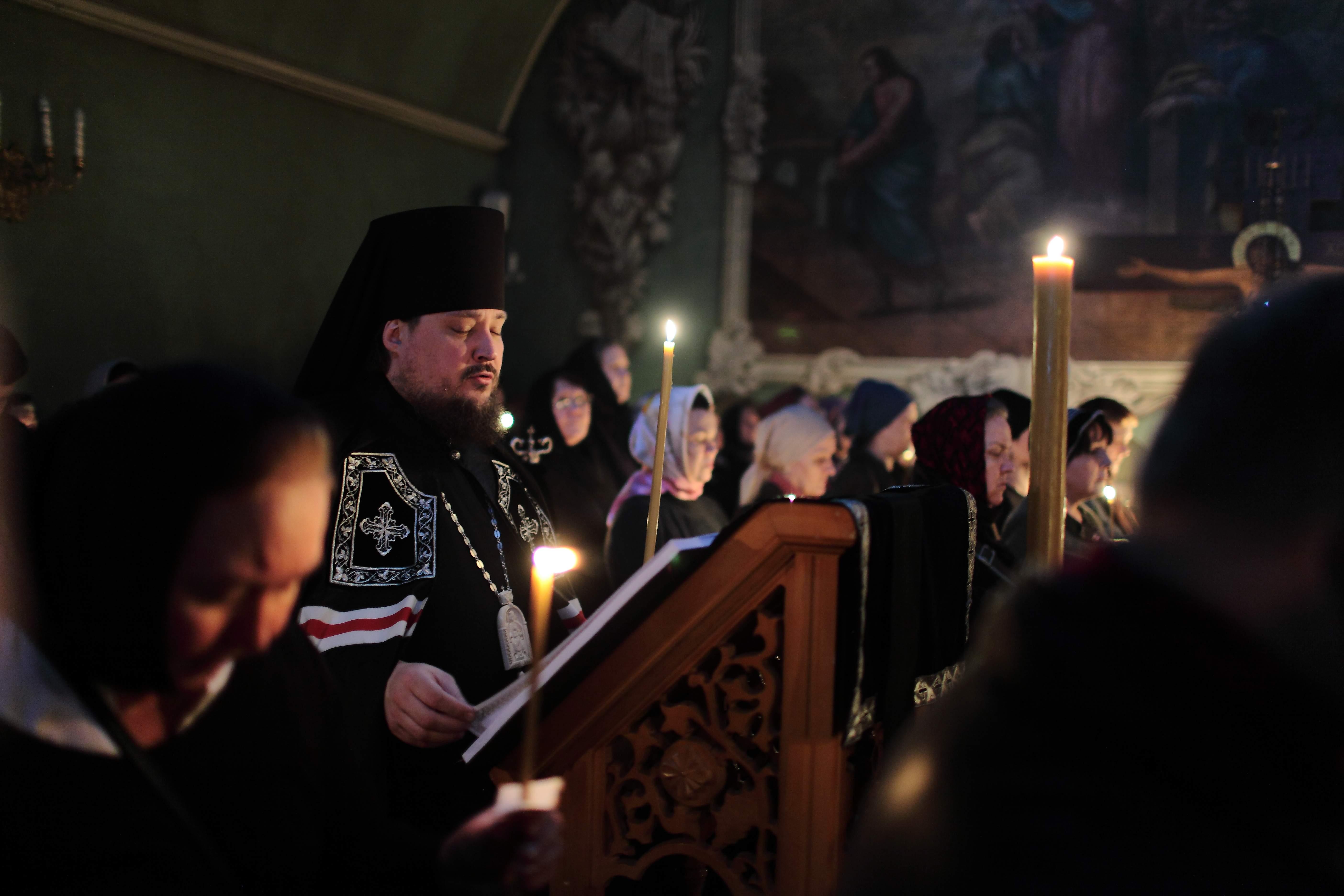 Великий покаянный канон прп.Андрея Критского. 2014