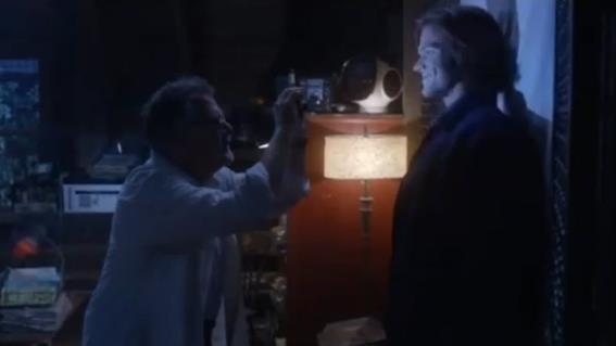 Прикольные моменты на съемках сериала «Сверхъестественное»