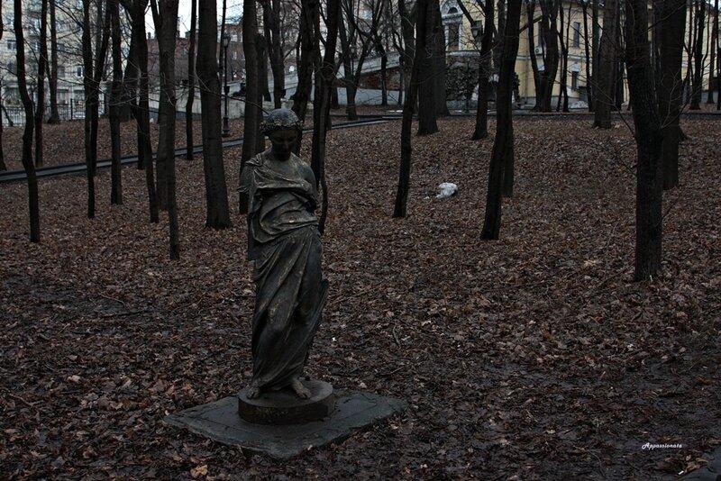"""Усадьба Усачевых-Найденовых """"Высокие Горы"""", Москва"""