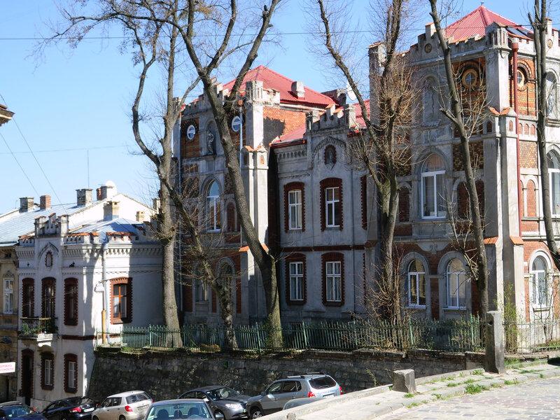 ул. Глибова, дом 12