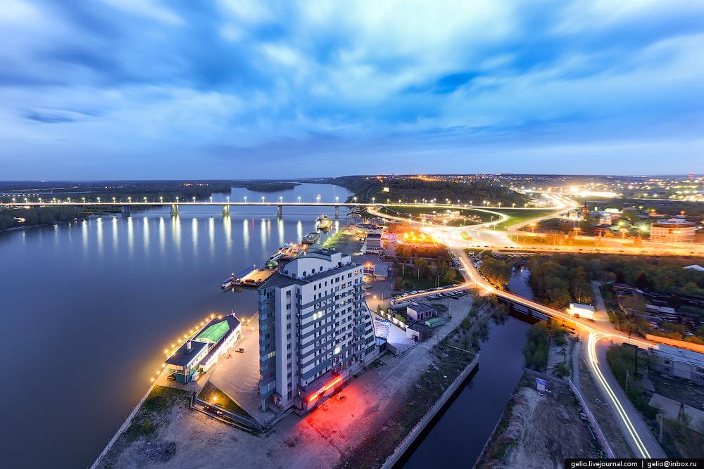 Барнаул в фотографиях и картинках