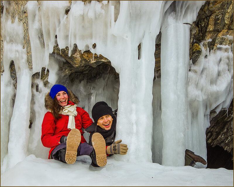 Мы играли во льдах