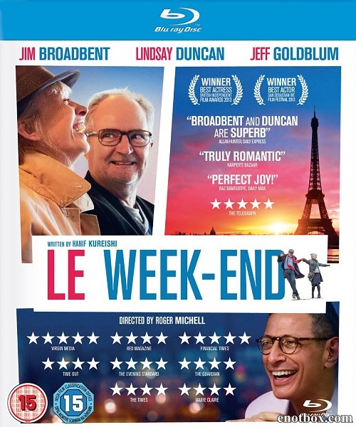 Уик-энд в Париже / Le Week-End (2013/BDRip/HDRip)