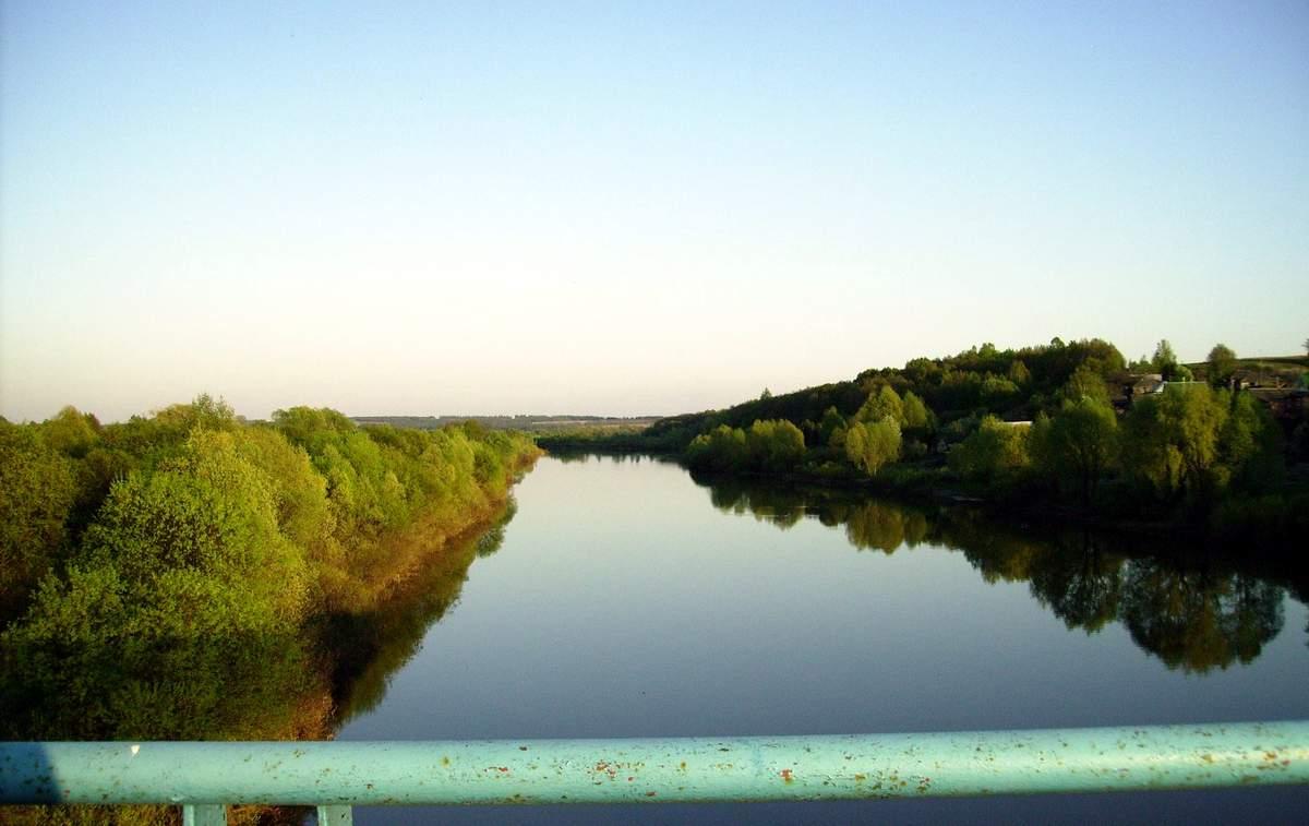 Река Мокша