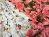 Ткань: Филькупе шелк + хлопок (розы) Ширина: 140 Цена: 3200 Ткань: Филькупе хлопок. Ширина: 140 Цена: 3000
