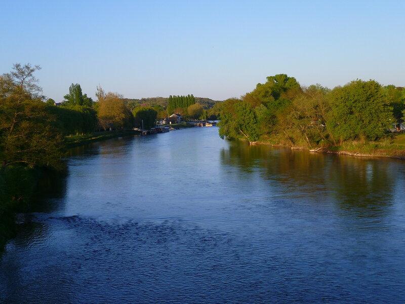 Окрестности Шенонсо, Франция (Vicinity of Chenonceau, France)