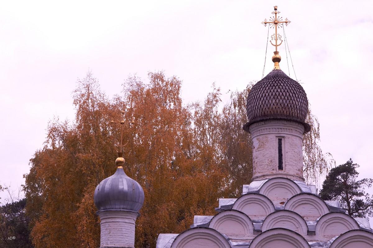 Архангельское-2015 - Храм Архангела Михаила в Архангельском