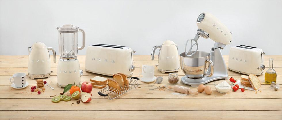 smeg новая кухонная техника 2015