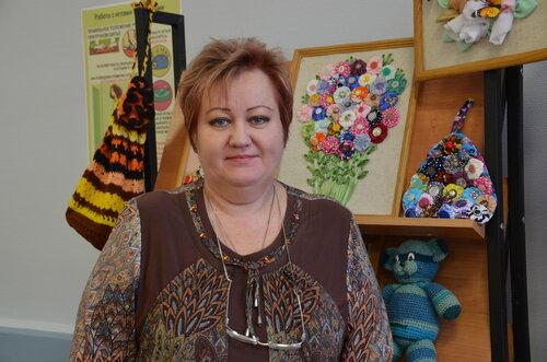 Крошкина Нина Борисовна