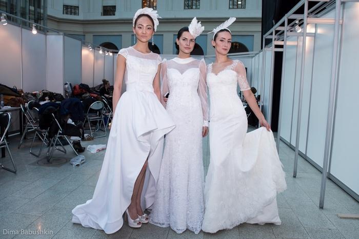 Неделя свадебной моды в Гостином дворе