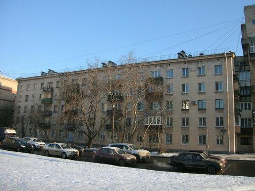 Варшавская ул. 116