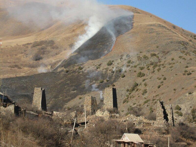 Селение Харисджин, горит склон. (Resize of IMG_1439.jpg)