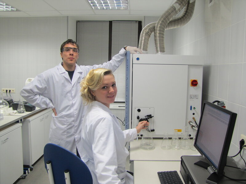 Лабораторно-аналитический центр